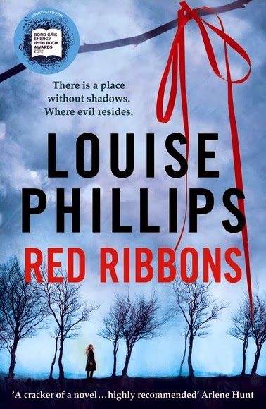 RED RIBBONS - Shortlisted for Best Irish Crime Novel of the year 2012
