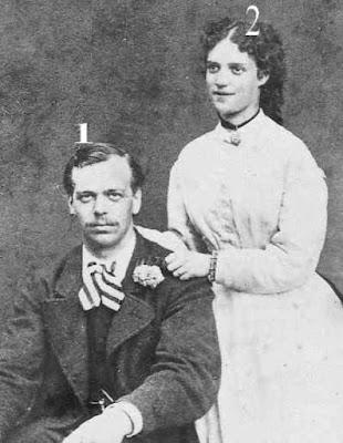 Alexandre Alexandrovitch de Russie et Dagmar de Danemark