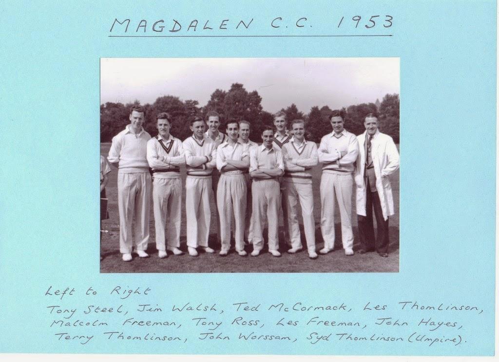 MAGDALEN 1953