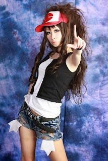 Mai Cosplay as Pokemon Black White Heroine