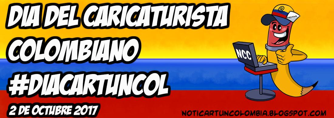 CELEBRACIÓN DÍA DEL CARICATURISTA NOTICIAS DE CARTOON COLOMBIA 2017 #DiaCartunCol