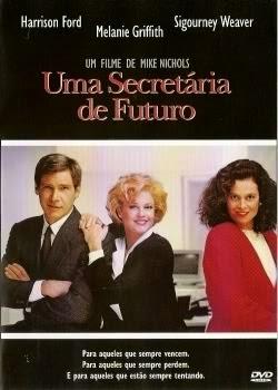Filme Uma Secretária de Futuro Dublado AVI DVDRip