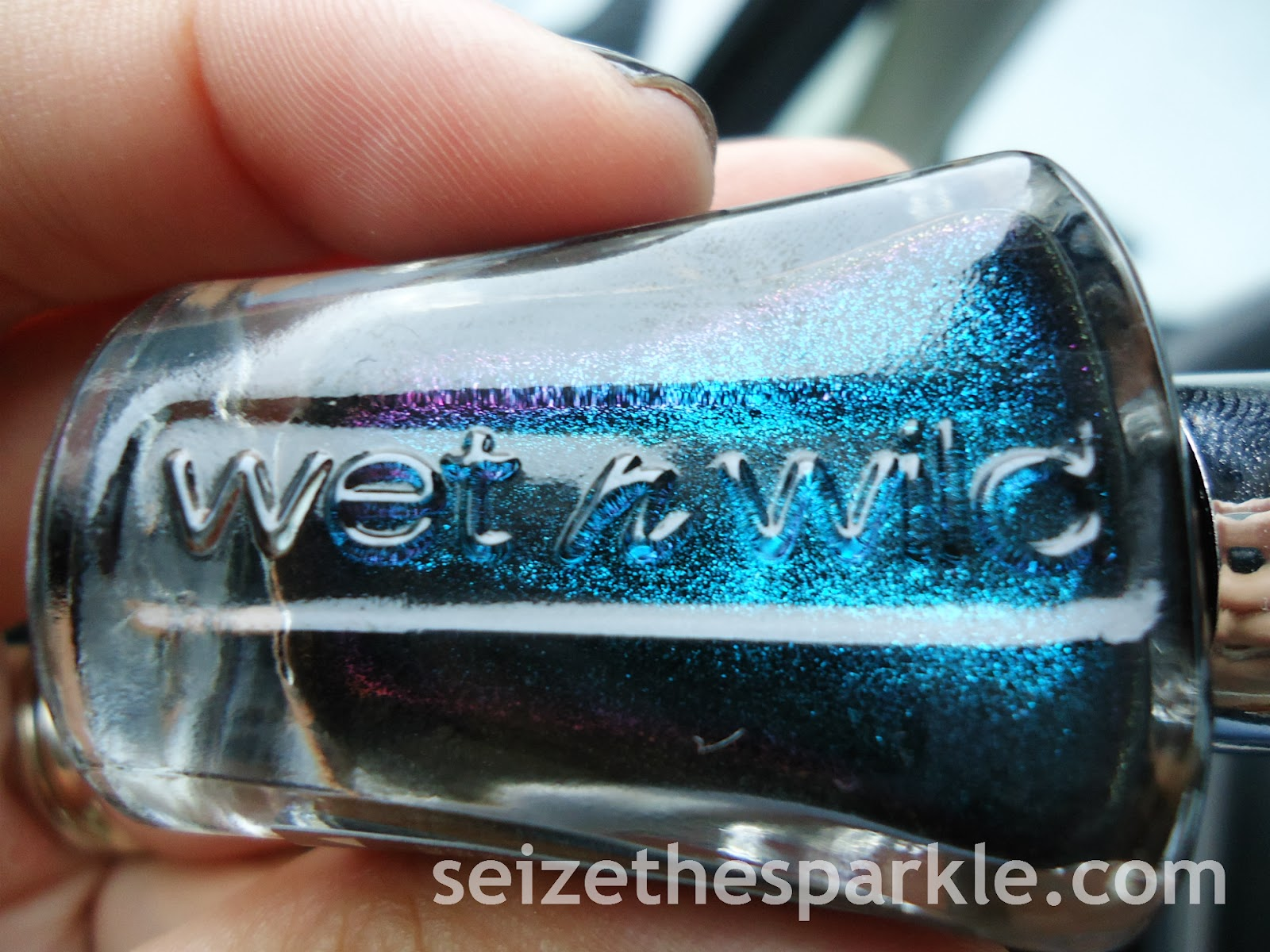 Wet n Wild megalast Sea Change Bottle