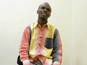 Steven Masunga (photo: Zanele Zulu)
