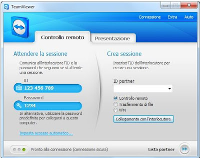CONTROLLARE UN PC IN RETE