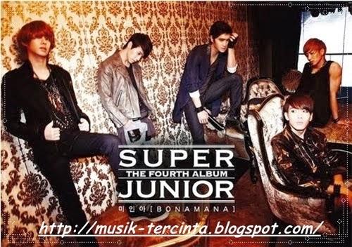 Daftar Lagu-Lagu Super Junior Lengkap | Musik Tercinta