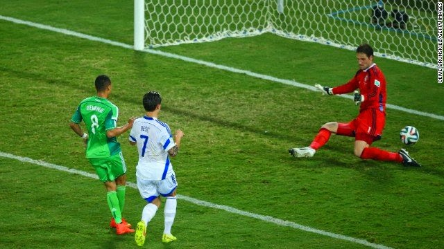 أهداف مباراة    نيجيريا 1 - 0 البوسنة والهرسك    كأس العالم