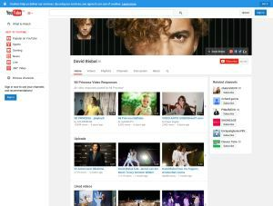 David Bisbal YouTube