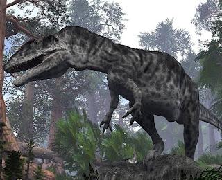 Giganotosaurus - Binatang Purbakala