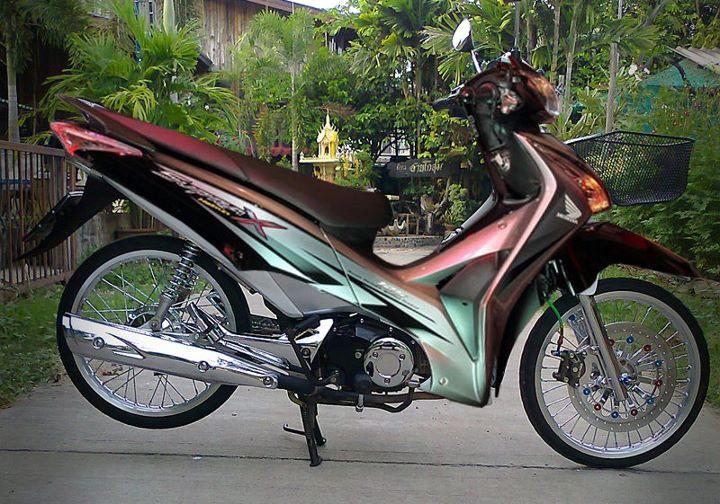 Motor Vega r Modifikasi Road Race Modifikasi Yamaha Vega r Road