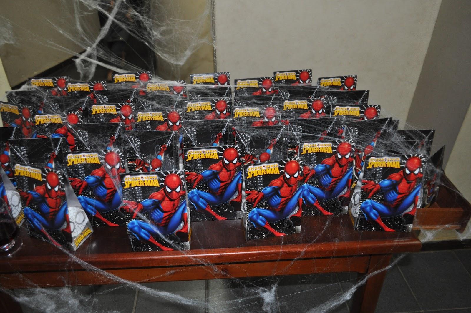 Festa personalizada homem aranha oficina de surpresas real for Oficinas disney madrid