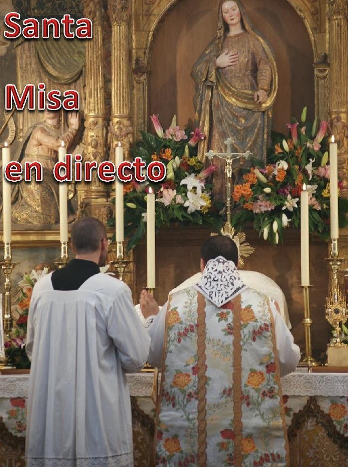 MISA EN DIRECTO
