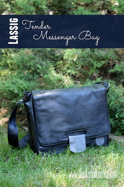 Lassig Tender Messenger Bag review