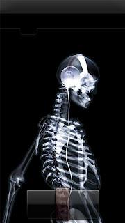 Hình bộ xương di động