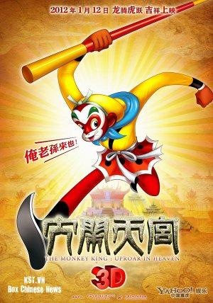Đại Náo Thiên Cung Vietsub - The Monkey King 3D (2012) Vietsub