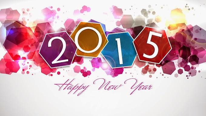 1ST ENTRY UNTUK 2015