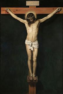 Cristo Crucificado, de Diego Velázquez