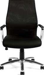 11657B Mesh Conference Chair by Offices To Go