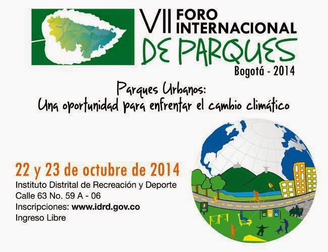 VII Foro internacional de parques