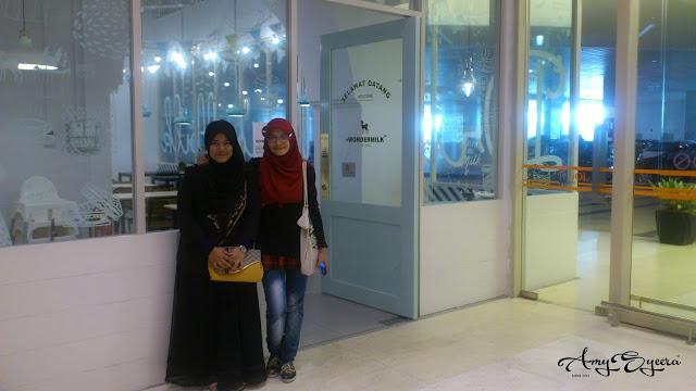Hi-Tea di Wondermilk IOI Mall Putrajaya