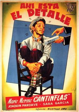 Cantinflas: Ahi esta el detalle – DVDRIP LATINO