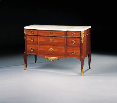COMMODE, estampille R.LACROIX  JME