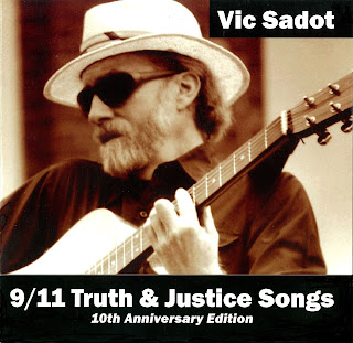 9/11 Truth & Justice Songs by Vic Sadot