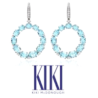Kate Middleton - KIKI McDonough Earrings
