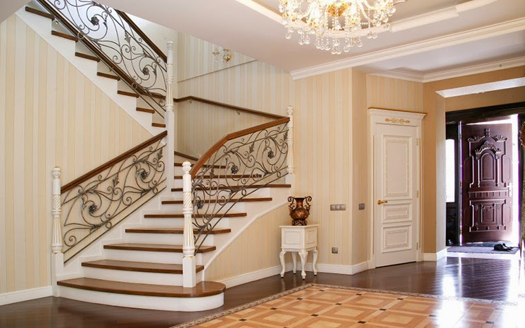 Classic Interior Stairs Design