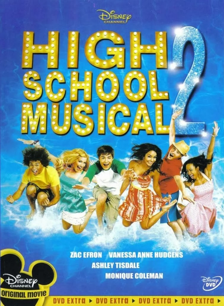 High School Musical 2 – Dublado (2007)
