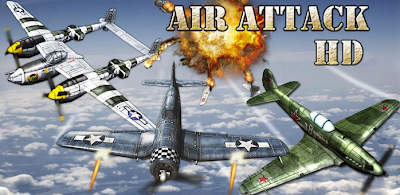 [Android ]AirAttack HD v1.2  [Action, Art In Games] от R.G. OpenNix