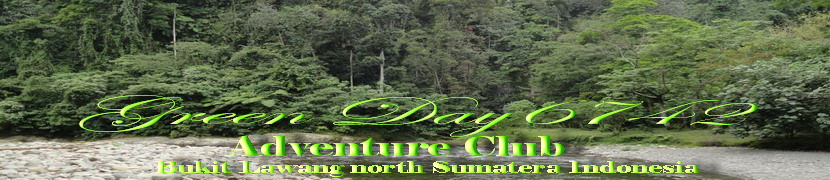 Green Day 6742 Adventure Club ( Jungle Guide )  BUkit Lawang North Sumatera Indonesia