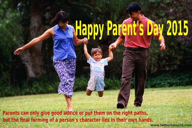 Happy Parent's day Quotes