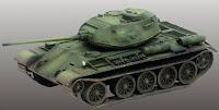 T-44 MBT
