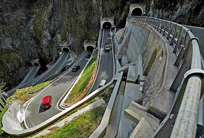 Passo São Boldo – Itália