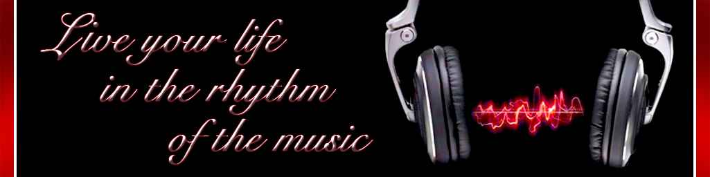 Live Your Life in the Rhythm of Music