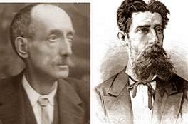 Agustín Gómez y Tomás Bretón