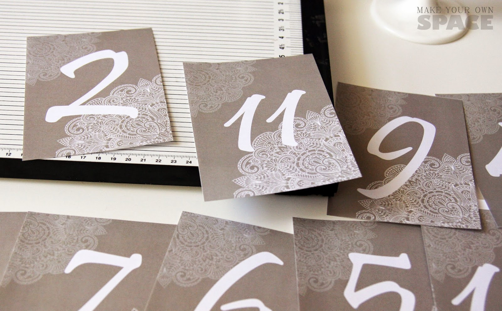 grafika weselna, ślub, inspiracje, wesele, numery stołów