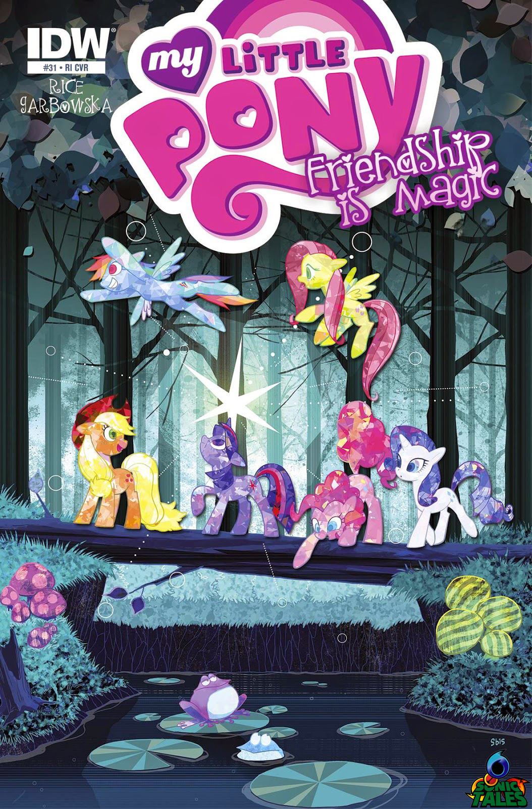 Friendship Tales (My Little Pony) 4 Books in 1: Meet the Ponies of Ponyville, He