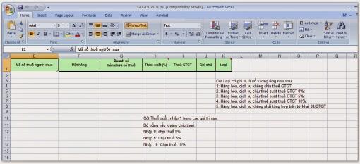 Hướng dẫn lập tờ khai 01-GTGT trên TaxOnline™