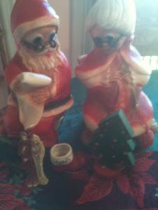 Ma and Pa Santa