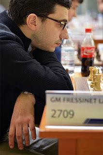 Laurent Fressinet se qualifie pour la Coupe du Monde d'échecs © site officiel