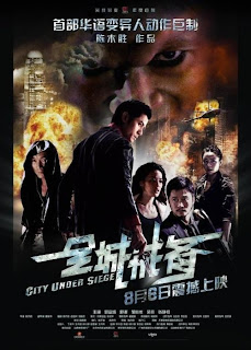 City Under Siege (2010) Online