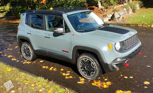 2015 Jeep Renegade Trialhawk