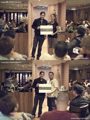 contest samsung, pemenang contest samsung, majlis berbuka puasa, berbuka puasa di Paparich Bangsar, iftar di Paparich Bangsar,