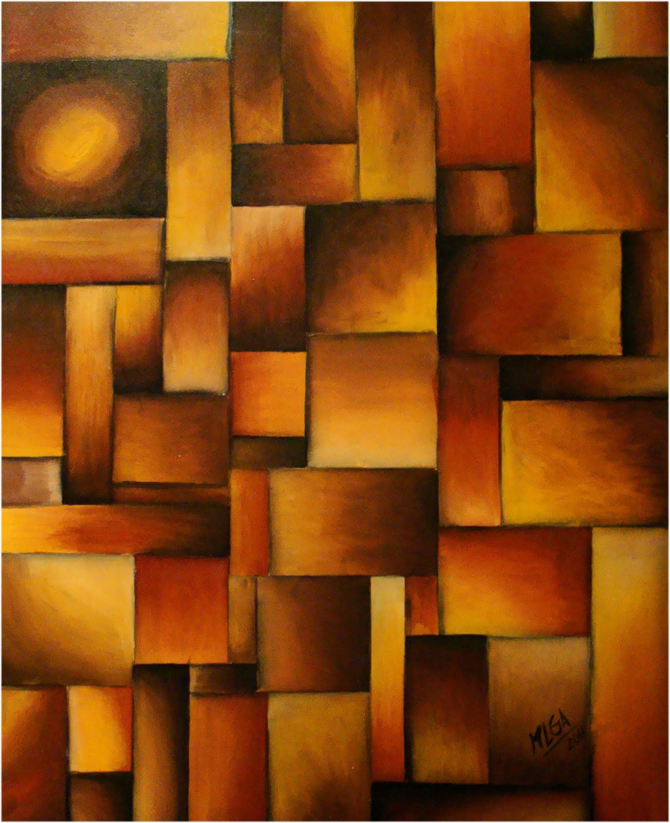 Cuadros modernos abstractos acr licos varios for Imagenes de cuadros abstractos tripticos