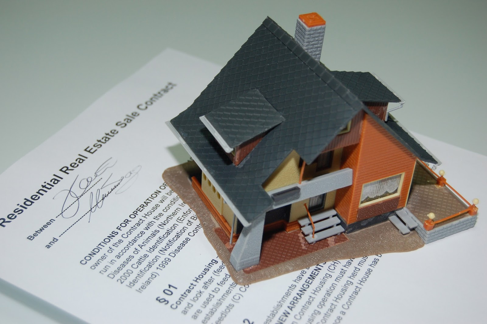 Option Agreements in California Real Property Transactions | The ...