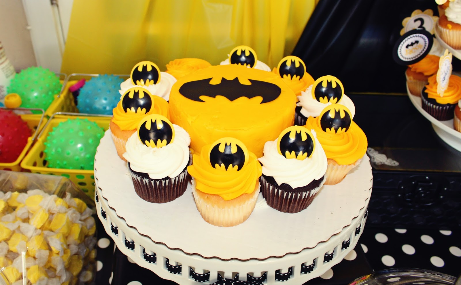The Simple Life A Bumble Bee Batman Party
