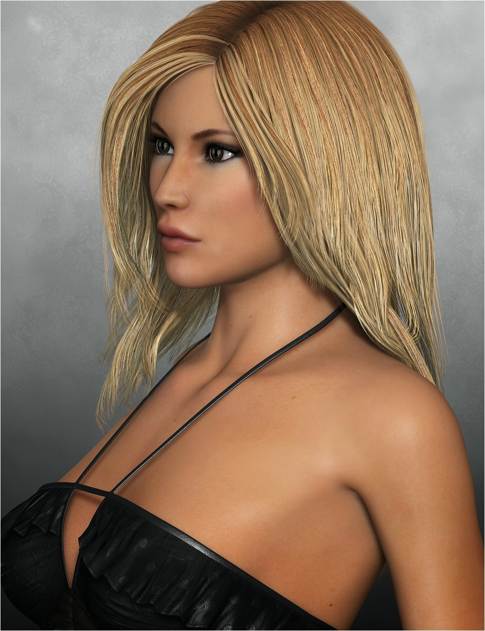 3d Models - Alessandra for Victoria 4 and Genesis