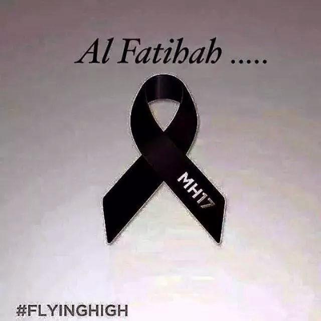 Hari Ini Dalam Sejarah Al Fatihah Buat MH17